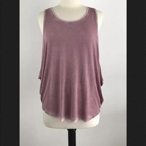 We The Free Free People Little Rock soft tank top